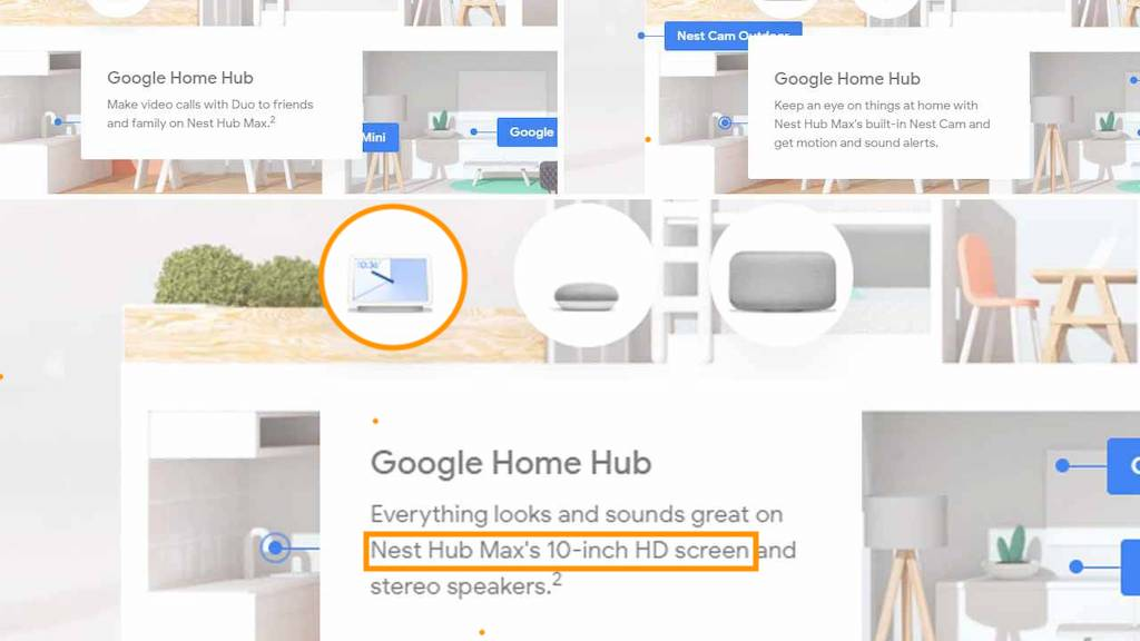 google home hub max nest hub