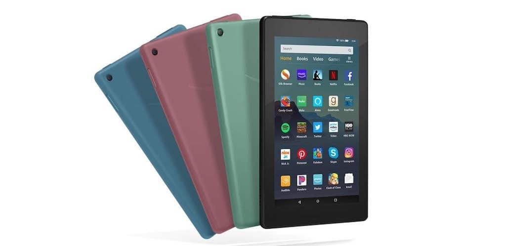 Nouvelle tablette Amazon Fire Tv 7
