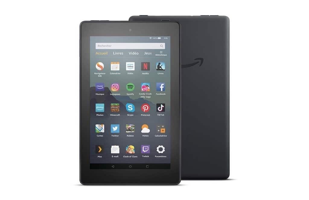 nouvelle tablette fire 7 Amazon version 8