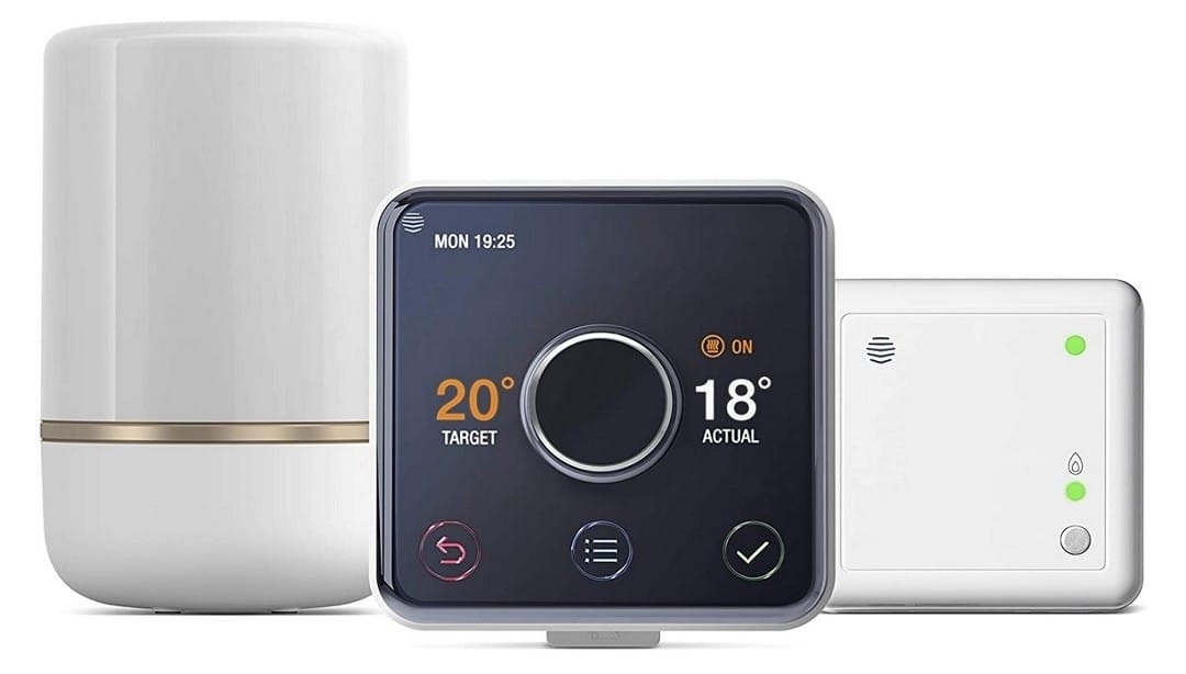 Hive Active thermostat connecté test avis