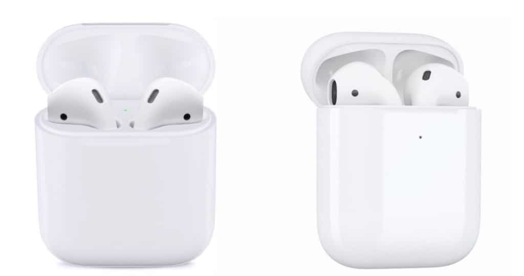 AirPods 1 AirPods 2 AirPods 3