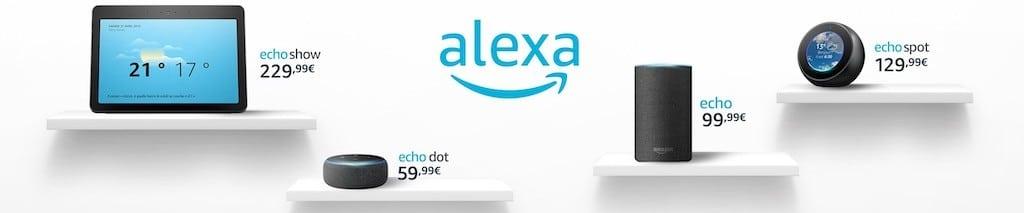 Comment écouter musique Alexa enceinte Echo
