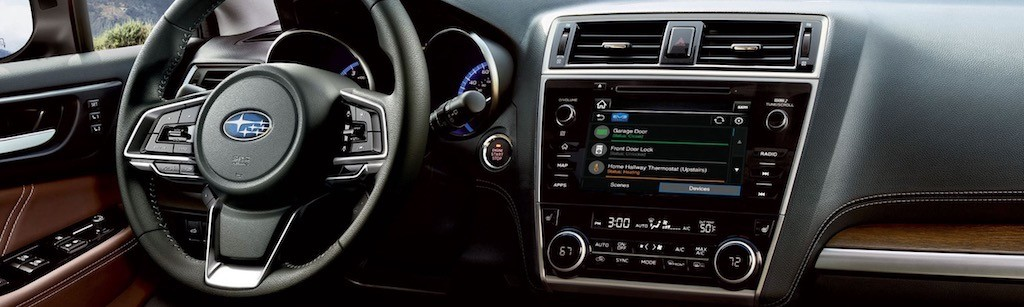 Google Assistant Eve for Subaru