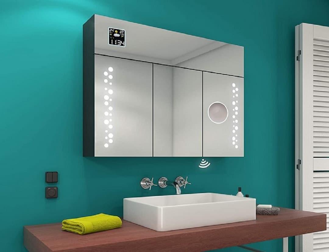 Artforma armoire toilette connectée