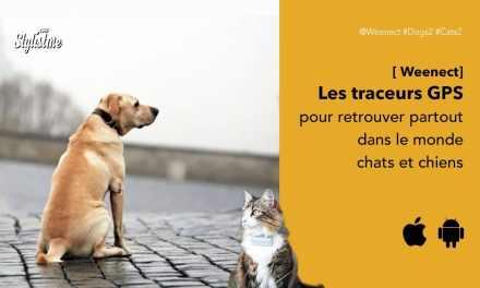 Weenect avis test prix du traceur GPS pour retrouver votre chien ou chat