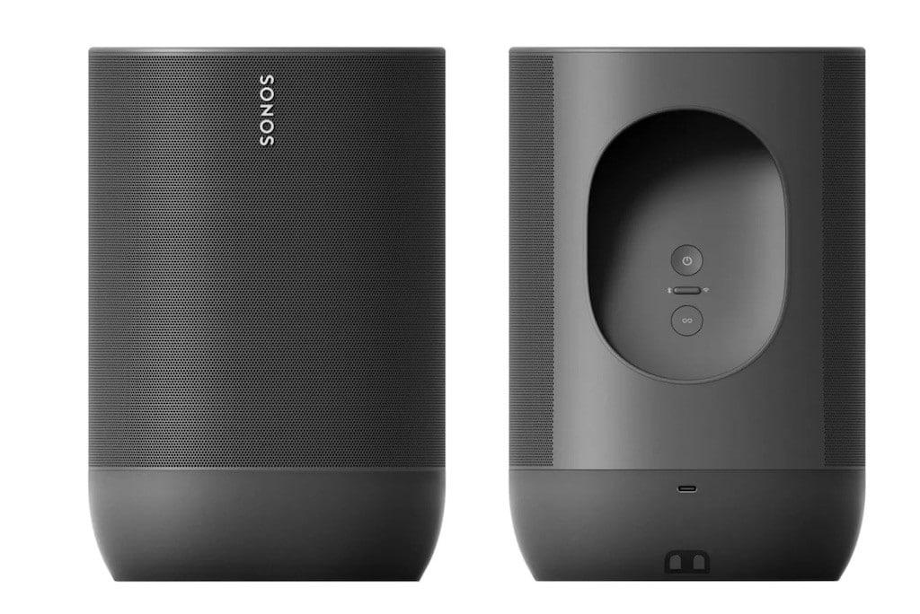 Sonos Move design test avis fonctionnalités