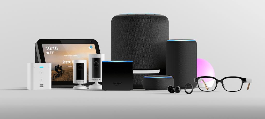 Gamme Amazon Echo nouveautés 2019 Echo Frames