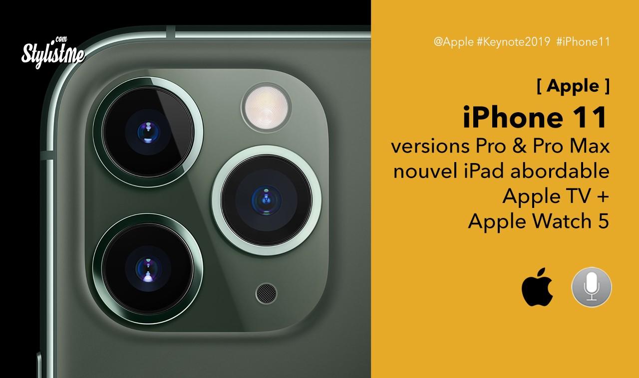 iPhone-11-Apple-Keynote-2019-nouveautes