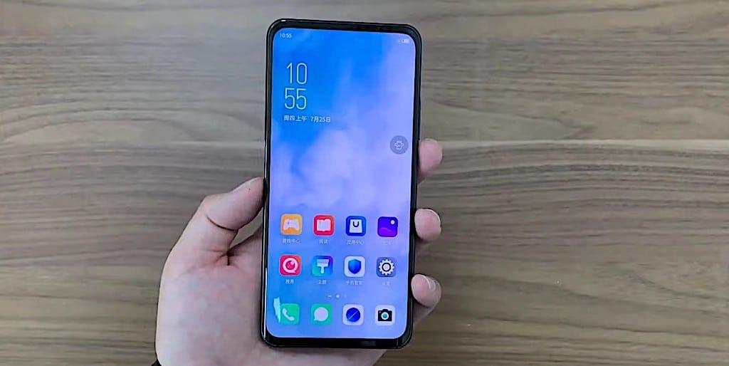 Nubia Z20 snapdragon 855 Plus double écran