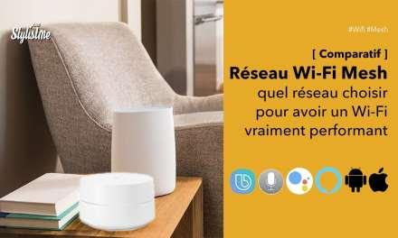 Réseau mesh Wi-Fi ou maillé comparatif 2020 et guide d'achat