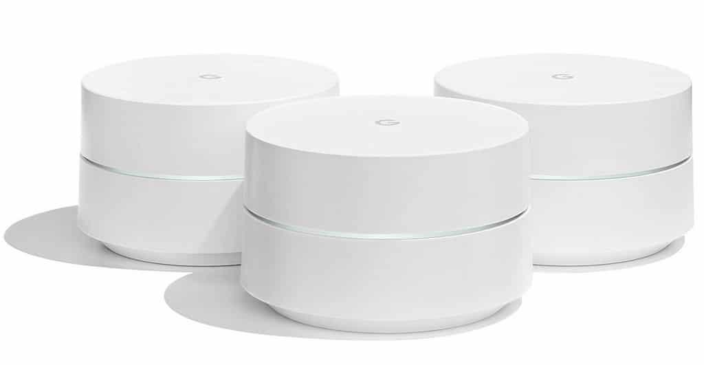comparatif wifi mesh Google Wifi