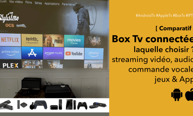 Box TV Android 2020 : transformer votre télé en TV connectée (comparatif)