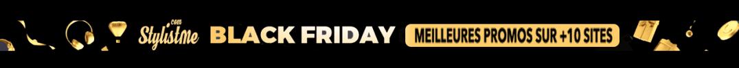 Black Friday high tech meilleures offres