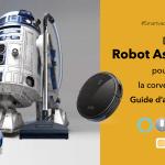 Meilleur robot aspirateur : comparatif Top 5 et guide d'achat