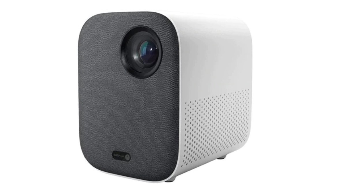 Idées cadeaux high-tech Xiaomi mijia mini vidéoprojecteur portable