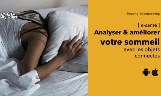 Suivi sommeil connecté : comparatif 2020 et guide d'achat