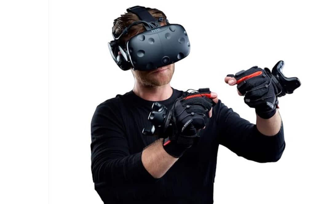 Prime Haptic Manus VR comparatif gants RV
