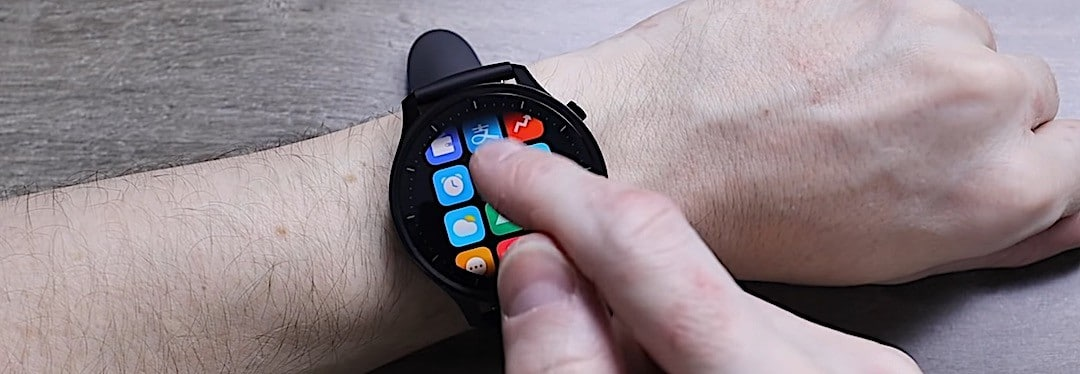 Montre Wear Os Xiaomi Mi Watch Color