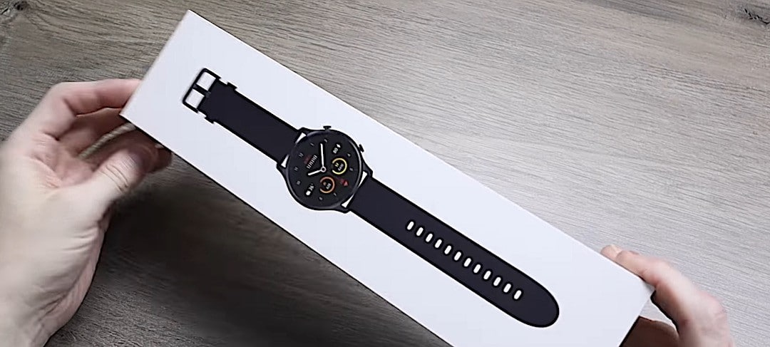 unobxing Xiaomi watch color