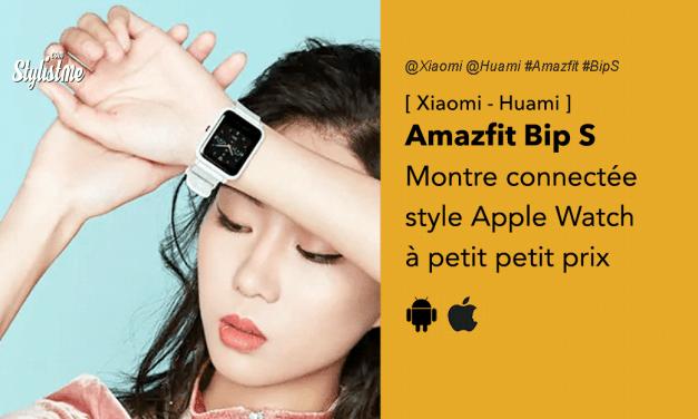 Amazfit Bip S avis prix test : montre connectée pour tous à mini prix