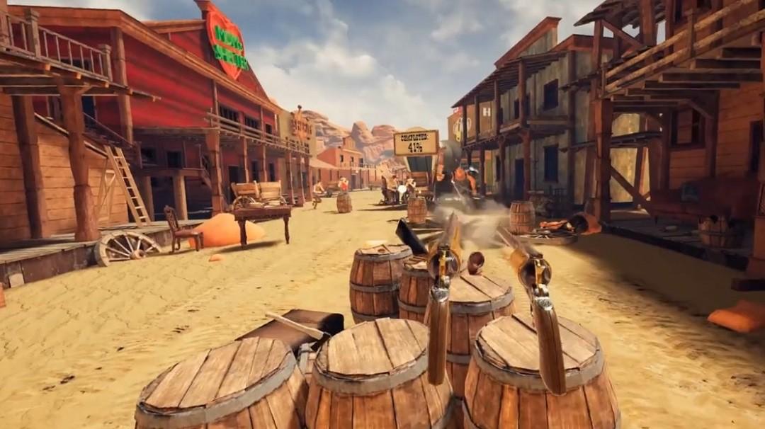Guns'n'Stories Bulletproof VR oculus quest test avis prix 1