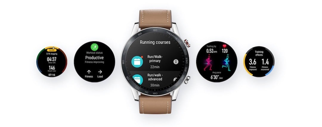 Honor MagicWatch 2 suivi sport app Huawei Health