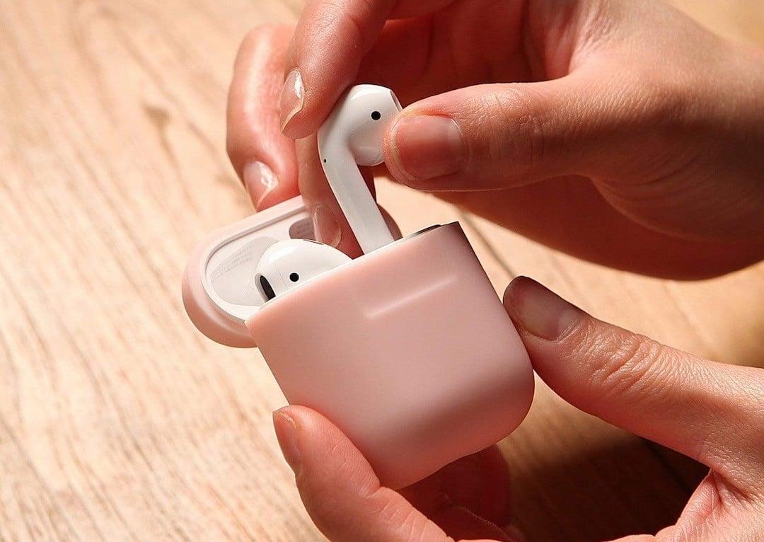 idée cadeau saint valentin Apple iPhone AirPods femme