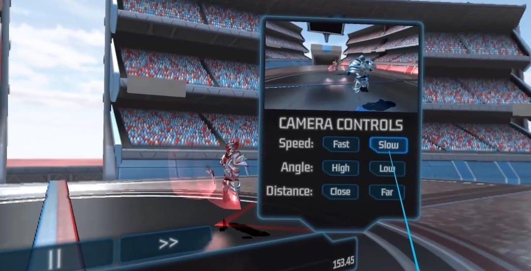 Ironlights VR capture video et GIF