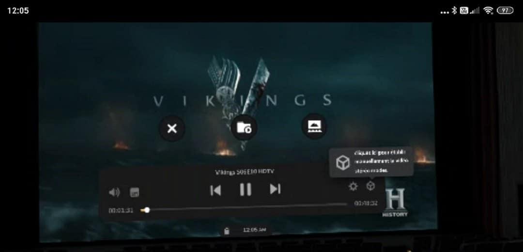 lire vidéo directe PC sur Oculus Quest