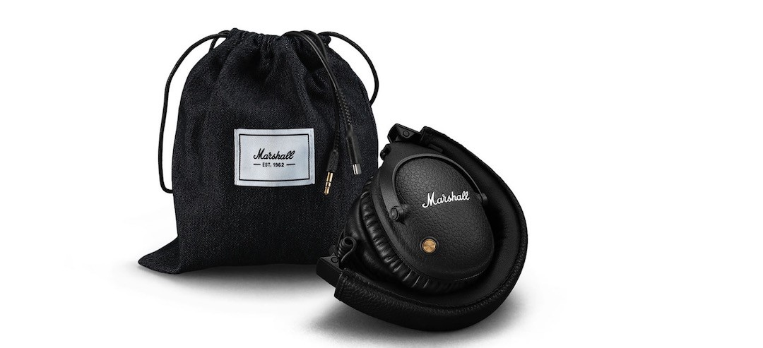 Marshall Monitor 2 ANC casque sans fil pliable