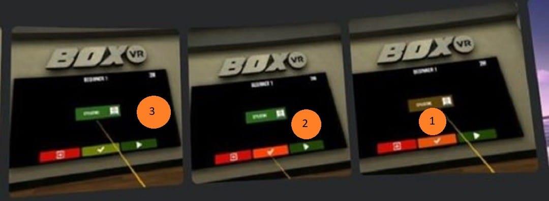 créer une partie multijoueur BoxVR