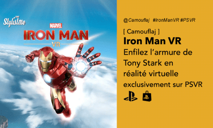 Iron Man VR enfin un Marvel en exclusivité sur PlayStation VR