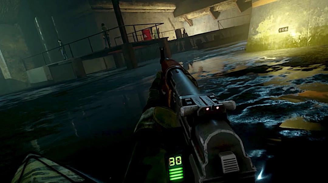 Phantom Covert Ops VR Oculus graphisme prix