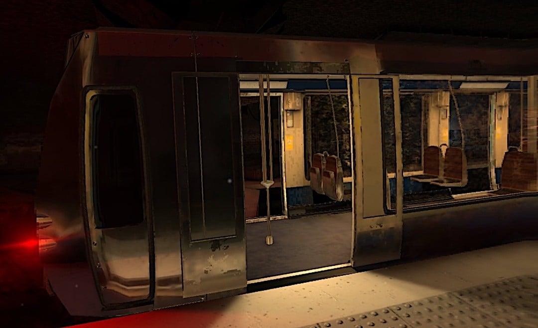 project terminus VR métro parisien
