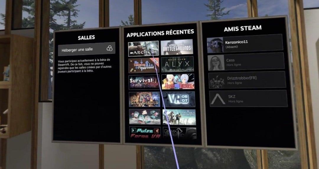 archer vr sur Steam VR