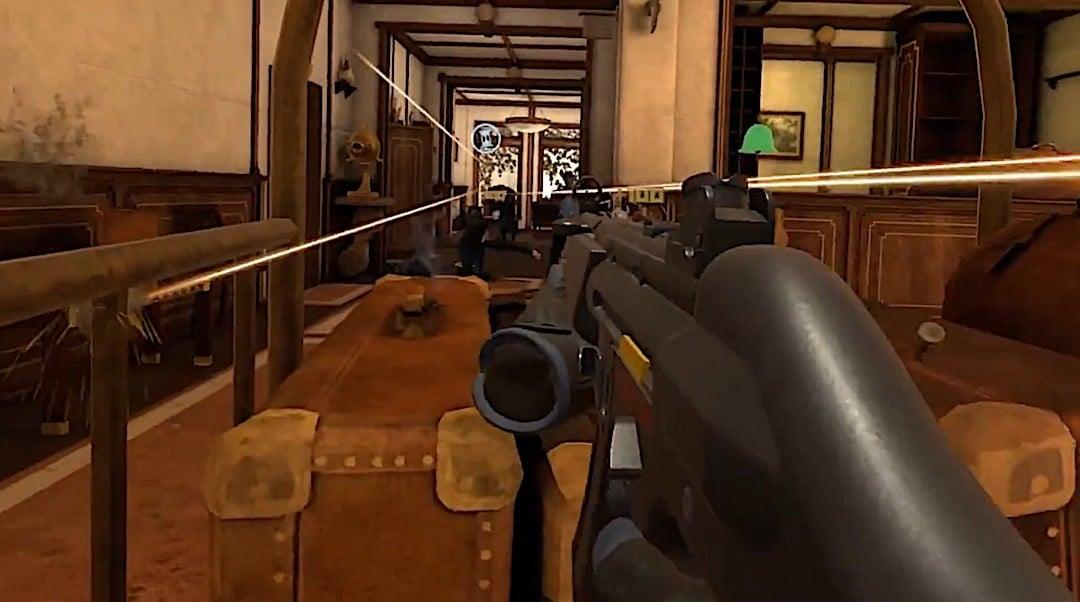 Crisis VRigade 2 FPS réalité virtuelle prix