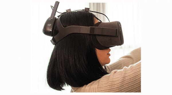 DJI-Mavic-VR-transmetteur-WIfi-Oculus-Quest