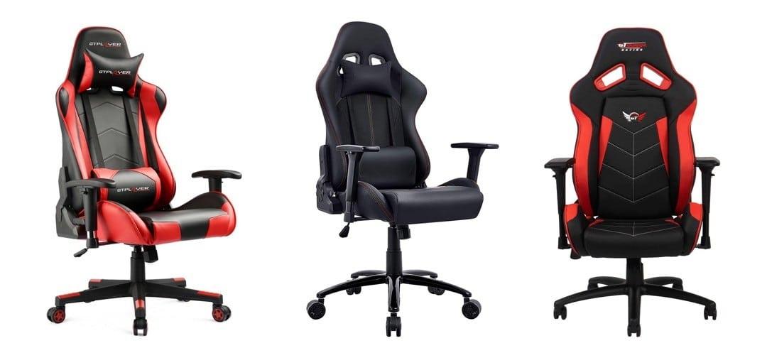 meilleurs fauteuils gamer VR