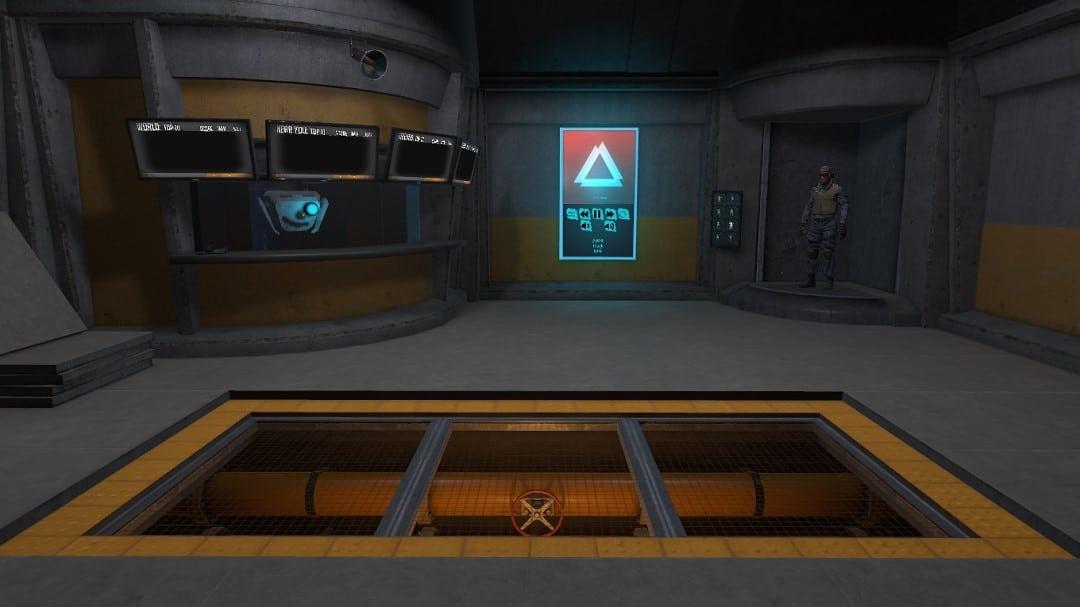 Virtual Battlegrounds espace lobby