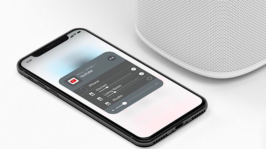 Comment écouter YouTube music sur Sonos AIrPlay