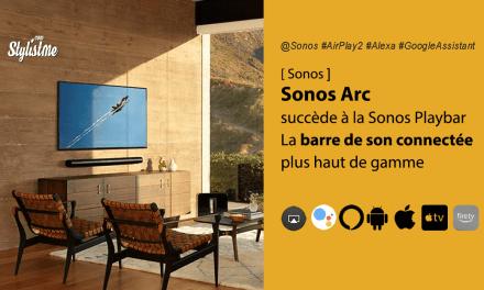 Sonos Arc la barre de son haut de gamme avec AirPlay, Alexa et Google Assistant