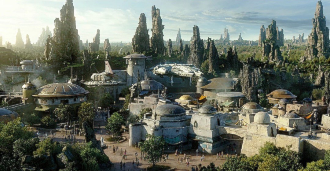 Star Wars: Tales from the Galaxy's Edge histoire gameplay
