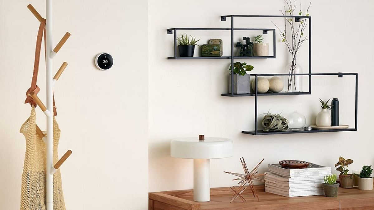 Nest learning thermostat connecté comparatif