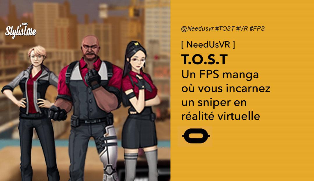 Time of special team fps vr oculus avis prix date