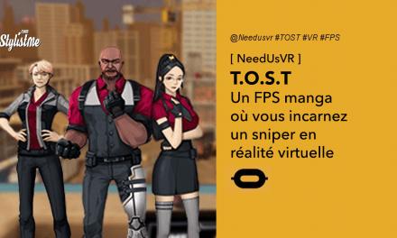 Time Of Special Team (T.O.S.T) FPS sniper en réalité virtuelle