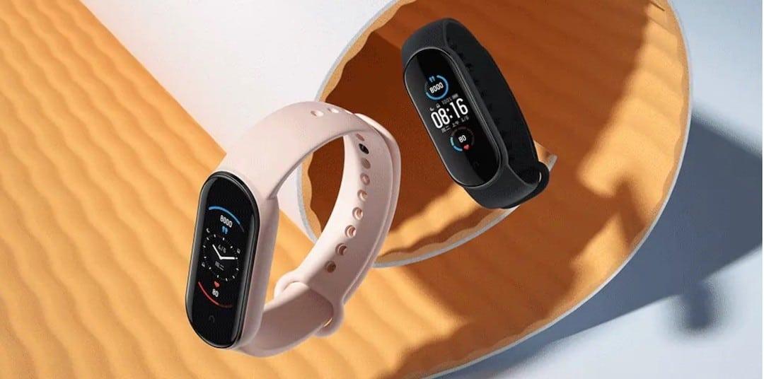 Xiaomi Mi Band 5 test