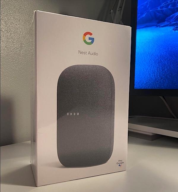 Nest Audio Google prix