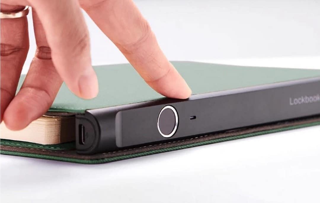 Xiaomi lockbook pro serrure connecte agenda