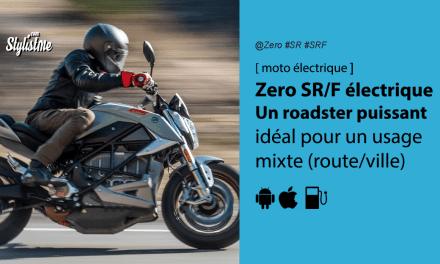 Zero SRF le Streetfighter à maturité pour une moto électrique