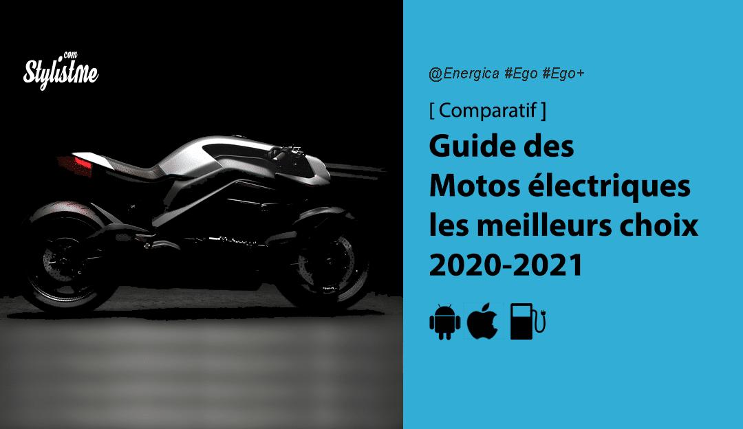 comparatif motos électriques guide choix 2020 2021